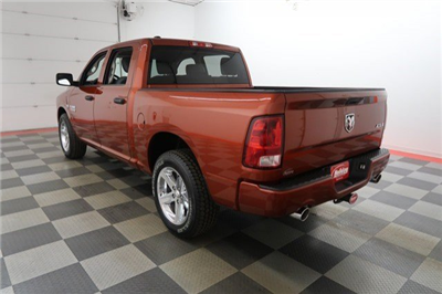 2013 Ram 1500 Crew Cab 4x4, Pickup #A6975A - photo 2