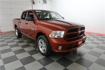 2013 Ram 1500 Crew Cab 4x4, Pickup #A6975A - photo 6