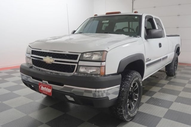 2007 Silverado 2500 Extended Cab 4x4, Pickup #A7045 - photo 8