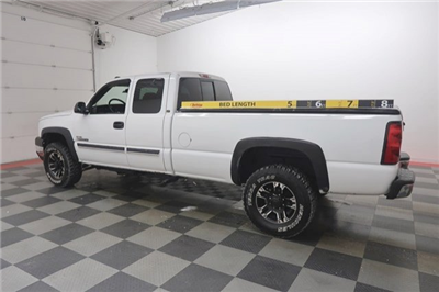 2007 Silverado 2500 Extended Cab 4x4, Pickup #A7045 - photo 7