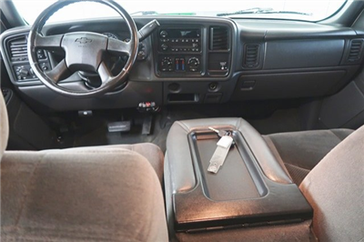 2007 Silverado 2500 Extended Cab 4x4, Pickup #A7045 - photo 15