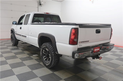 2007 Silverado 2500 Extended Cab 4x4, Pickup #A7045 - photo 2