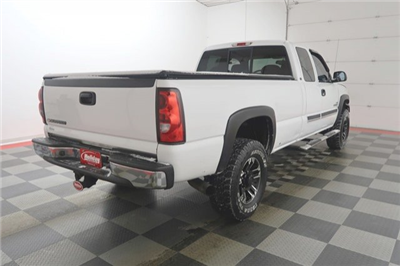 2007 Silverado 2500 Extended Cab 4x4, Pickup #A7045 - photo 4