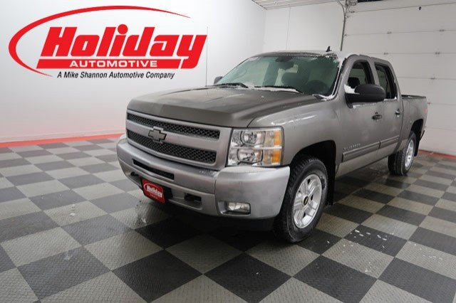 2012 Silverado 1500 Crew Cab 4x4, Pickup #A7135 - photo 1