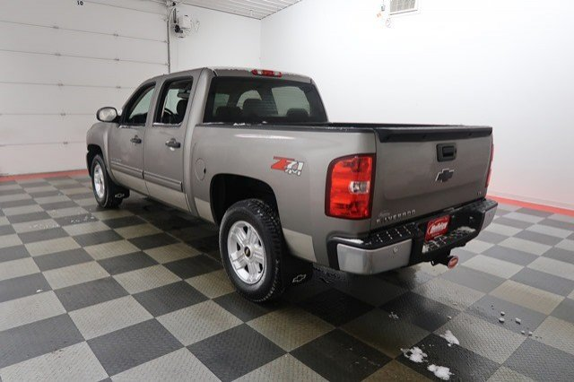 2012 Silverado 1500 Crew Cab 4x4, Pickup #A7135 - photo 2