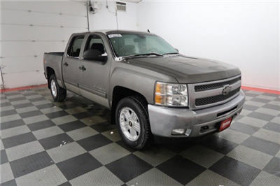 2012 Silverado 1500 Crew Cab 4x4, Pickup #A7135 - photo 6