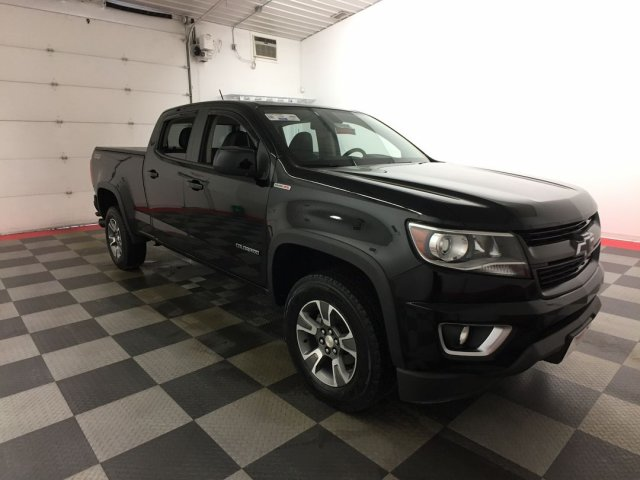 2016 Colorado Crew Cab 4x4,  Pickup #A7929A - photo 2