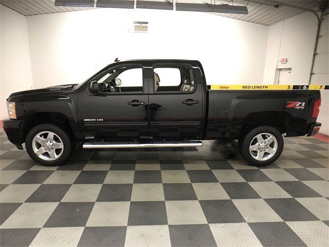 2013 Silverado 2500 Crew Cab 4x4,  Pickup #A8951A - photo 5