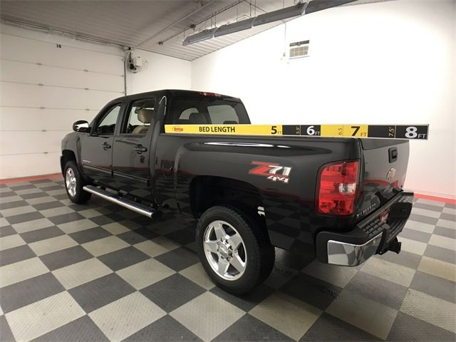 2013 Silverado 2500 Crew Cab 4x4,  Pickup #A8951A - photo 3