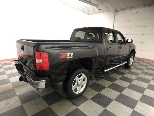 2013 Silverado 2500 Crew Cab 4x4,  Pickup #A8951A - photo 6