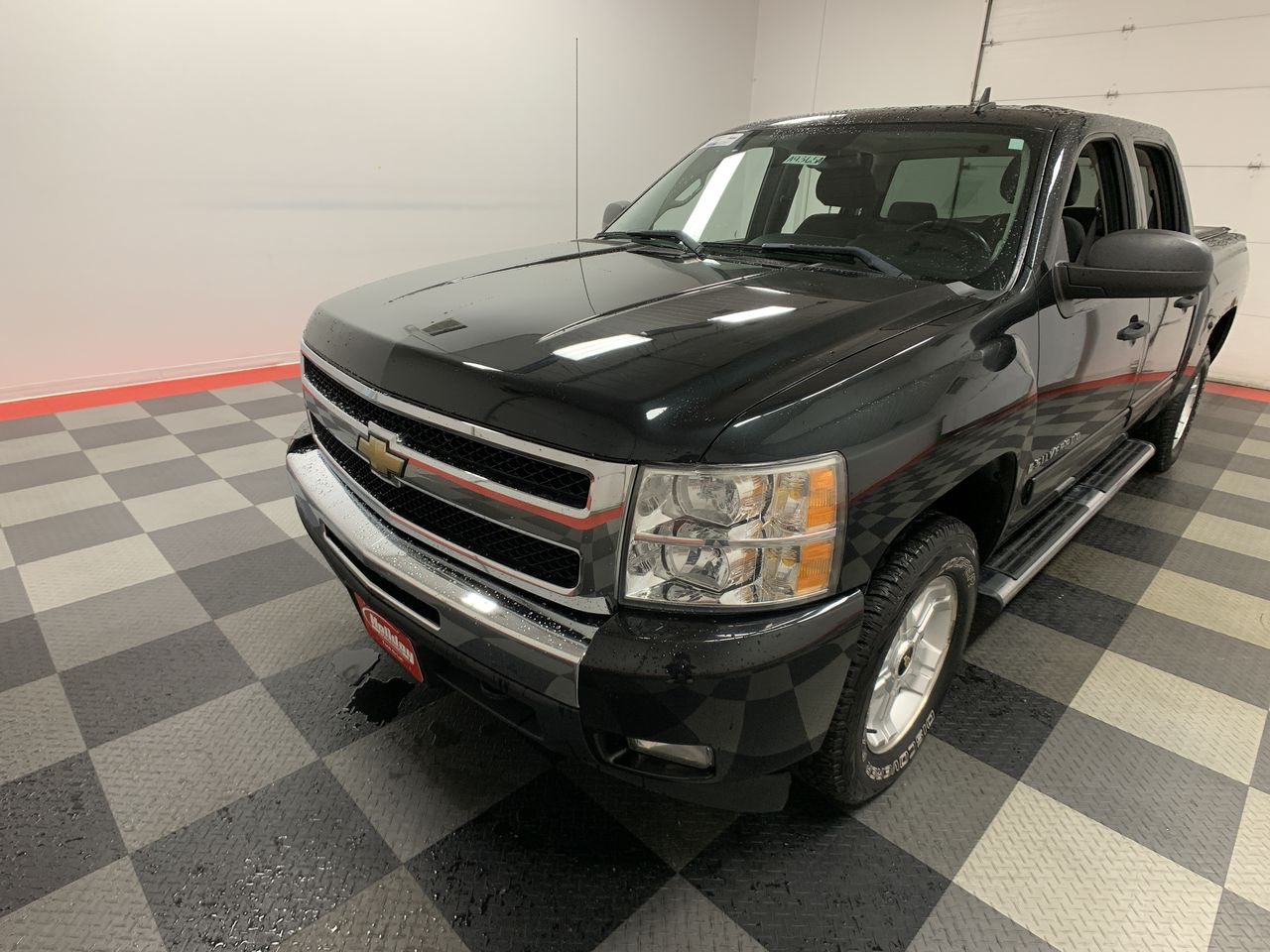 2009 Silverado 1500 Crew Cab 4x4,  Pickup #A9365A - photo 1