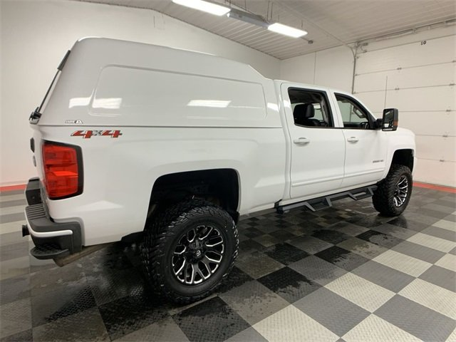 2018 Silverado 2500 Crew Cab 4x4,  Pickup #A9934 - photo 7