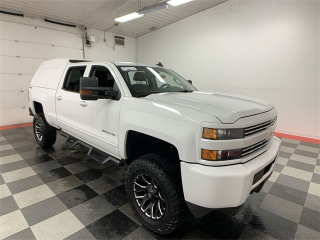 2018 Silverado 2500 Crew Cab 4x4,  Pickup #A9934 - photo 4