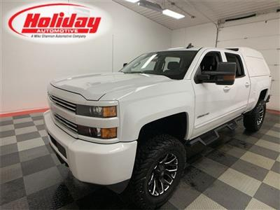 2018 Silverado 2500 Crew Cab 4x4,  Pickup #A9934 - photo 1