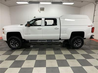 2018 Silverado 2500 Crew Cab 4x4,  Pickup #A9934 - photo 5