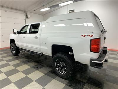 2018 Silverado 2500 Crew Cab 4x4,  Pickup #A9934 - photo 2