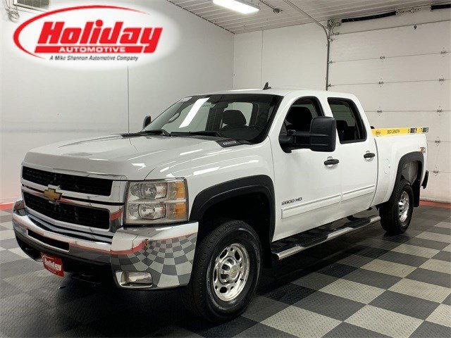 2010 Silverado 2500 Crew Cab 4x4,  Pickup #A9952A - photo 1
