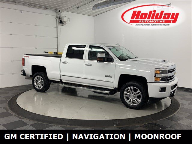 2018 Chevrolet Silverado 2500 Crew Cab 4x4, Pickup #S1005 - photo 1
