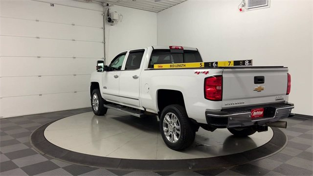 2018 Chevrolet Silverado 2500 Crew Cab 4x4, Pickup #S1005 - photo 4