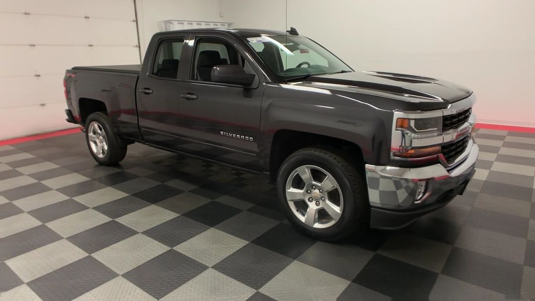 2016 Silverado 1500 Double Cab 4x4,  Pickup #W1041 - photo 1