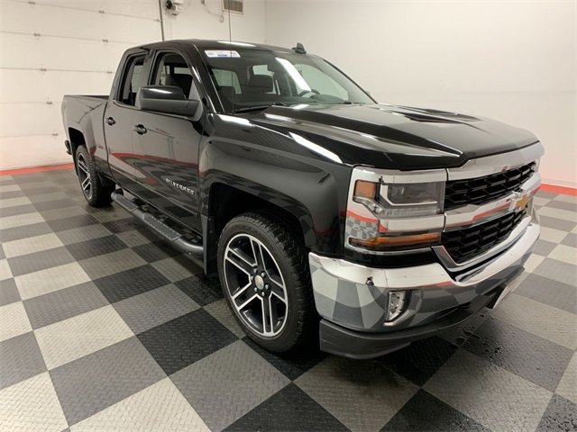 2016 Silverado 1500 Double Cab 4x4,  Pickup #W1042 - photo 9