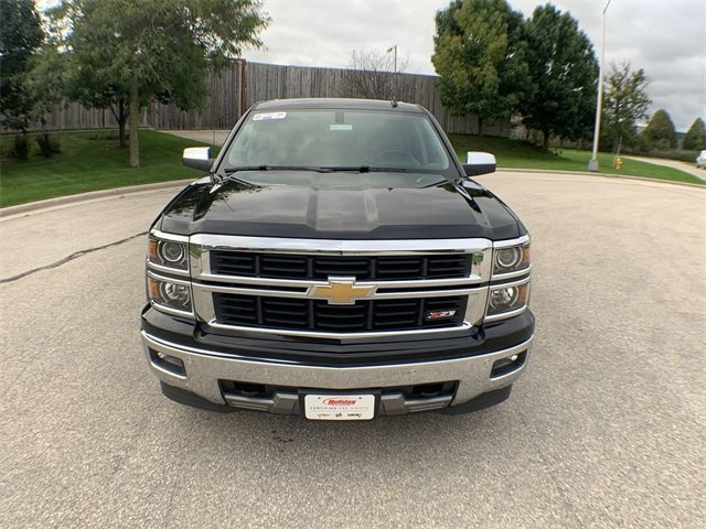 2014 Silverado 1500 Crew Cab 4x4,  Pickup #W1070A - photo 12