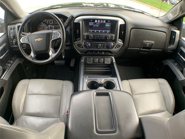 2014 Silverado 1500 Crew Cab 4x4,  Pickup #W1070A - photo 26