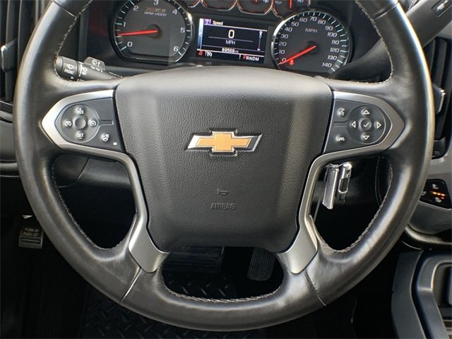 2014 Silverado 1500 Crew Cab 4x4,  Pickup #W1070A - photo 28