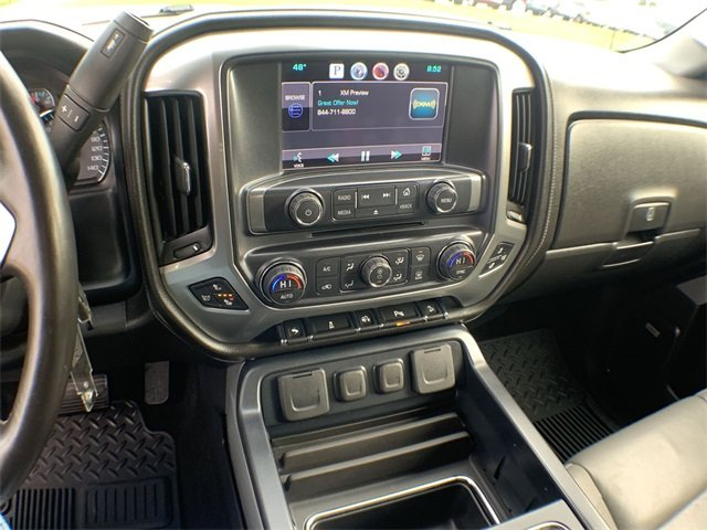 2014 Silverado 1500 Crew Cab 4x4,  Pickup #W1070A - photo 32