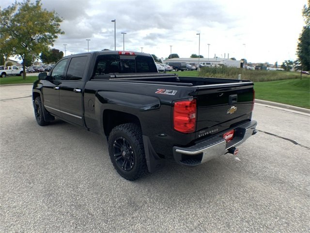 2014 Silverado 1500 Crew Cab 4x4,  Pickup #W1070A - photo 7
