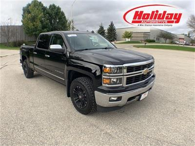 2014 Silverado 1500 Crew Cab 4x4,  Pickup #W1070A - photo 1