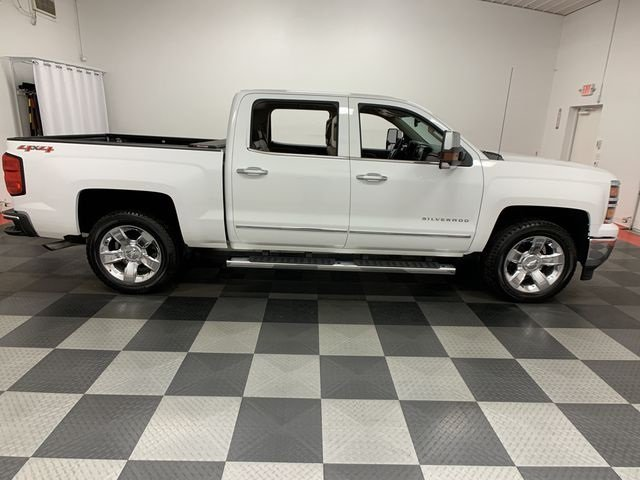 2015 Silverado 1500 Crew Cab 4x4,  Pickup #W1256 - photo 10