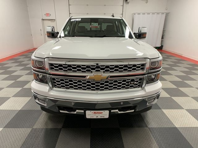 2015 Silverado 1500 Crew Cab 4x4,  Pickup #W1256 - photo 12
