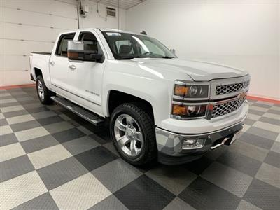 2015 Silverado 1500 Crew Cab 4x4,  Pickup #W1256 - photo 11
