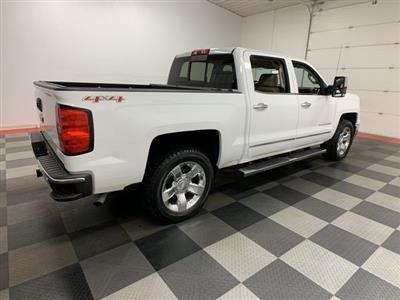 2015 Silverado 1500 Crew Cab 4x4,  Pickup #W1256 - photo 4