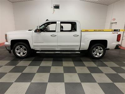 2015 Silverado 1500 Crew Cab 4x4,  Pickup #W1256 - photo 7