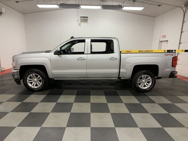 2016 Silverado 1500 Crew Cab 4x4,  Pickup #W1326 - photo 11