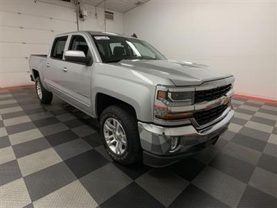 2016 Silverado 1500 Crew Cab 4x4,  Pickup #W1326 - photo 8