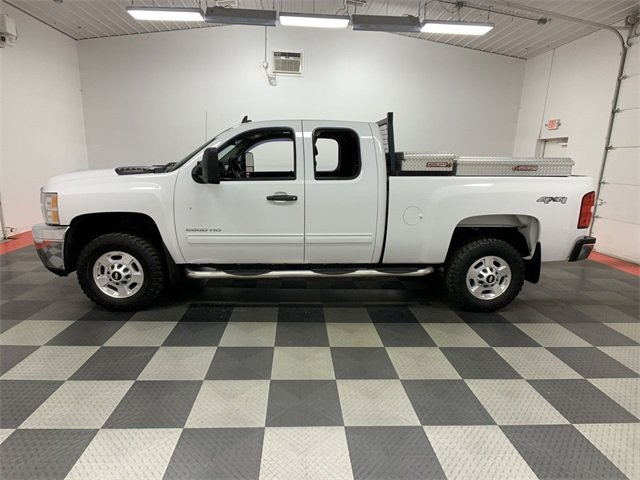 2013 Silverado 2500 Double Cab 4x4,  Pickup #W1471 - photo 1