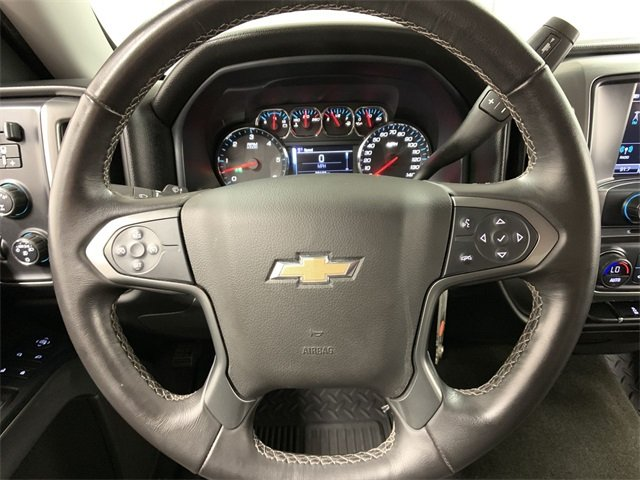 2017 Silverado 1500 Crew Cab 4x4,  Pickup #W1475 - photo 25