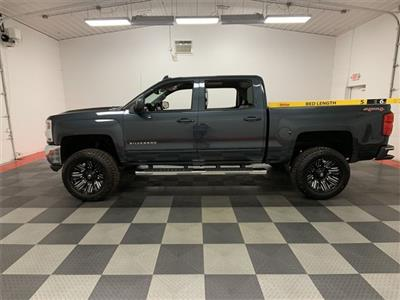 2017 Silverado 1500 Crew Cab 4x4,  Pickup #W1475 - photo 7