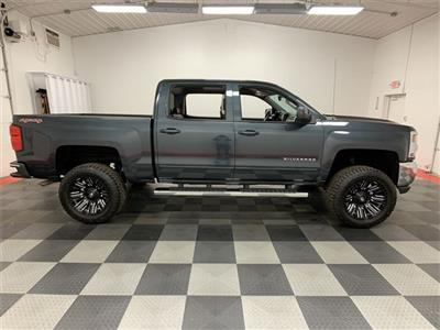 2017 Silverado 1500 Crew Cab 4x4,  Pickup #W1475 - photo 9