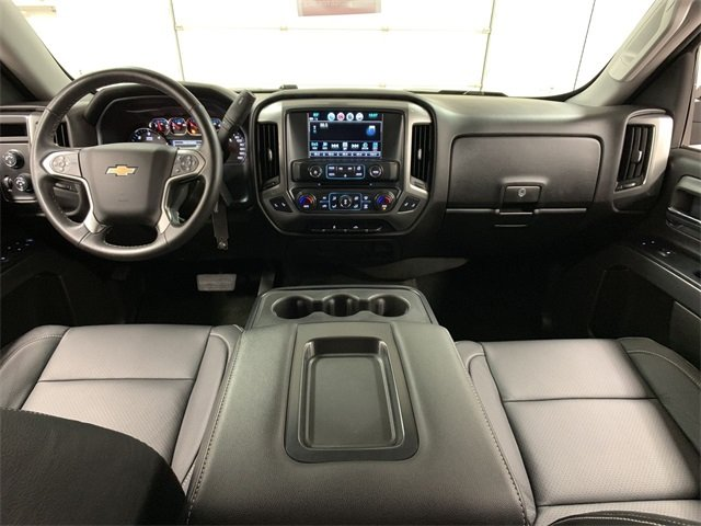 2017 Silverado 1500 Crew Cab 4x4,  Pickup #W1476 - photo 4