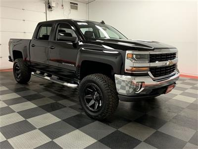 2017 Silverado 1500 Crew Cab 4x4,  Pickup #W1476 - photo 10