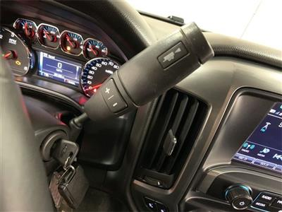 2017 Silverado 1500 Crew Cab 4x4,  Pickup #W1476 - photo 28