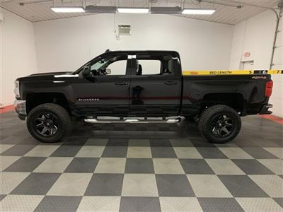 2017 Silverado 1500 Crew Cab 4x4,  Pickup #W1476 - photo 7
