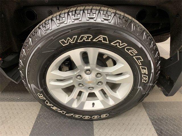 2017 Silverado 1500 Double Cab 4x4,  Pickup #W1481 - photo 16