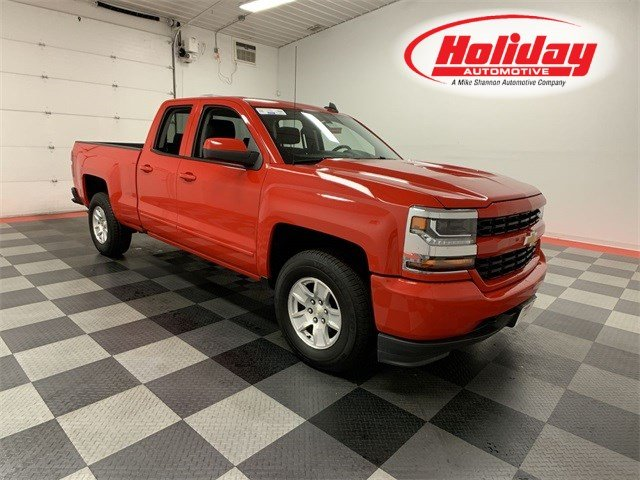 2016 Silverado 1500 Double Cab 4x4,  Pickup #W1488B - photo 1