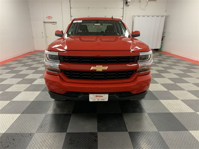 2016 Silverado 1500 Double Cab 4x4,  Pickup #W1488B - photo 12