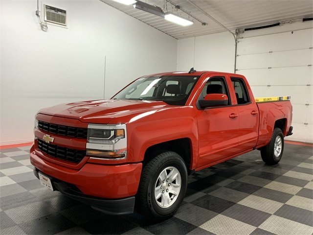 2016 Silverado 1500 Double Cab 4x4,  Pickup #W1488B - photo 5